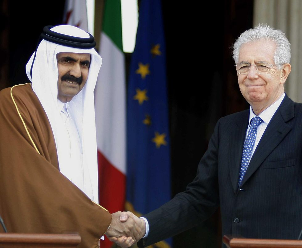 Italy and Quatar set up a joint venture to invest in Italian firms