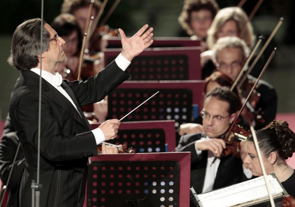 """Maestro"" Riccardo Muti sets the Italian roots to music"