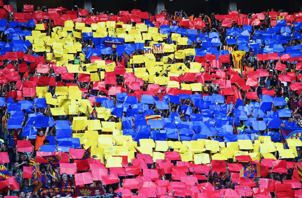 Champions League: solo il Barcellona (voto 10) migliore dei tifosi
