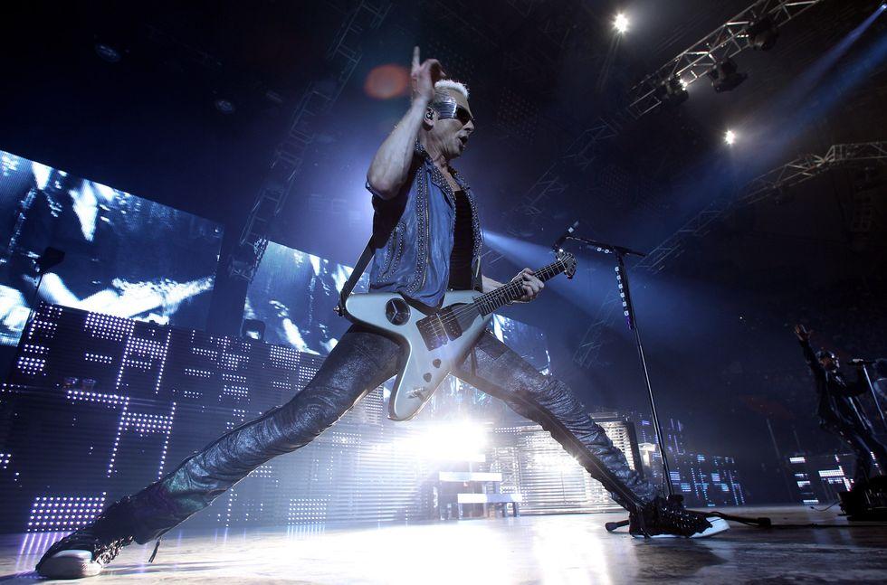Scorpions: la band tedesca compie 50 anni
