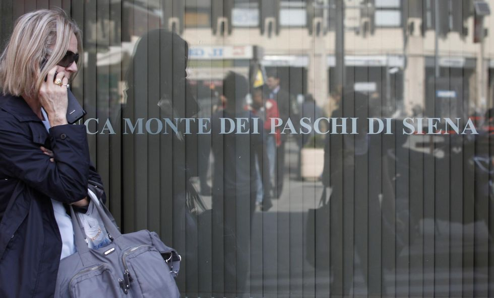 European Commission temporarily approves rescue aid for Italian bank Monte dei Paschi