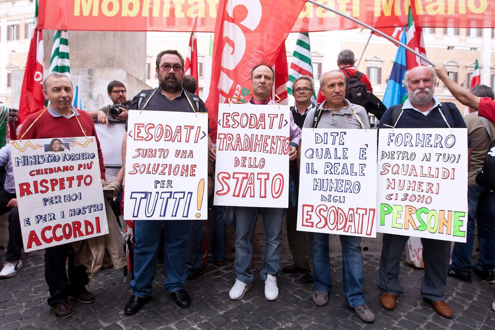 Dear Monti, hands off other folks' pensions