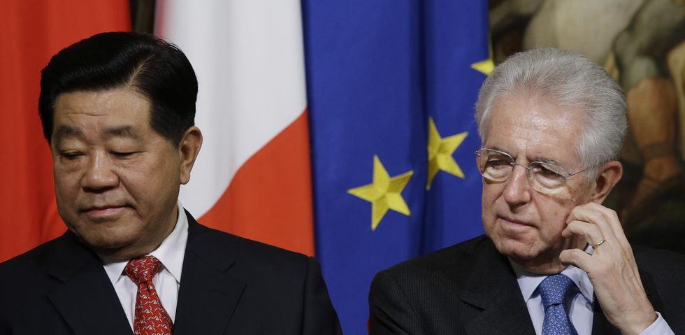 Italy and China signed commercial deals