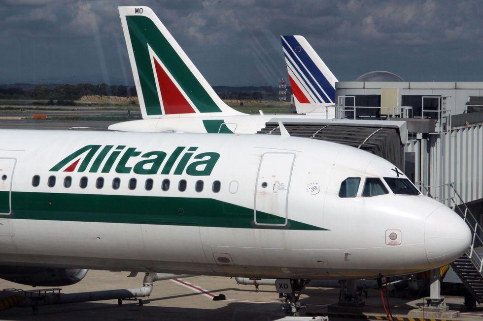 Alitalia: redistribution of work and no redundancies