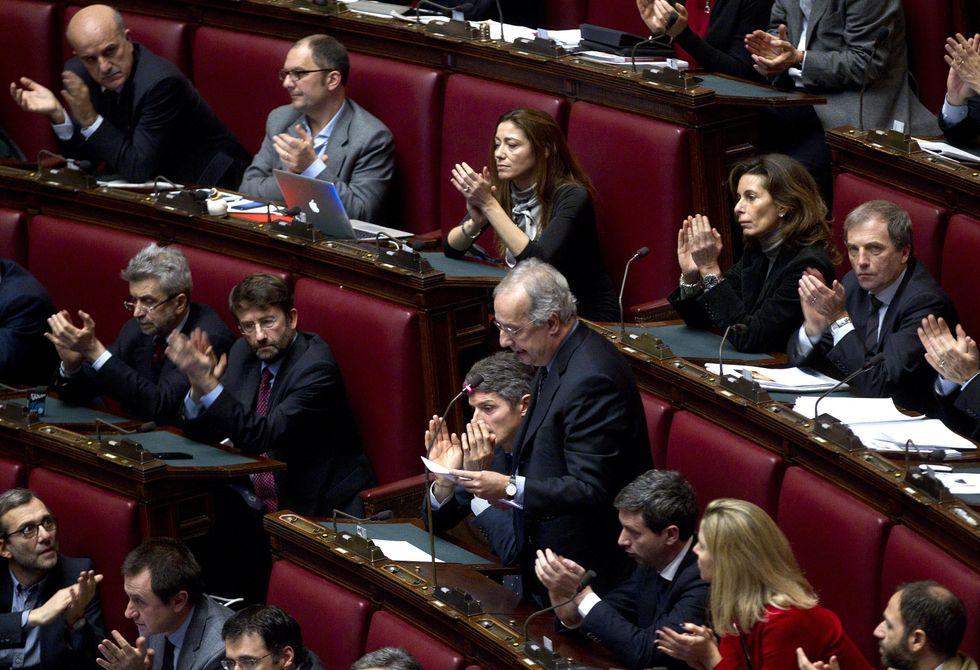 Italian politics: a landscape