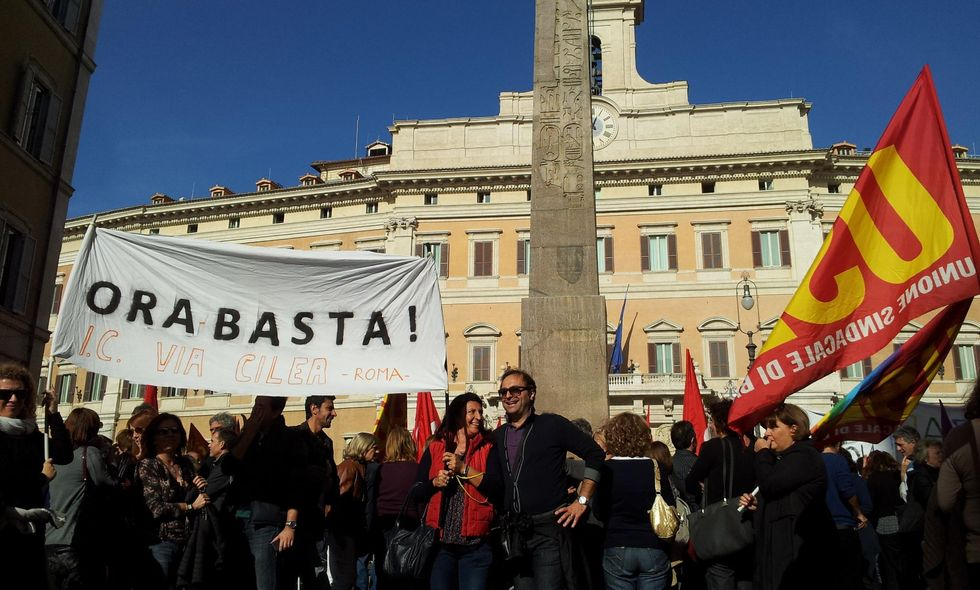 2012: numbers and words of a difficult year for Italy