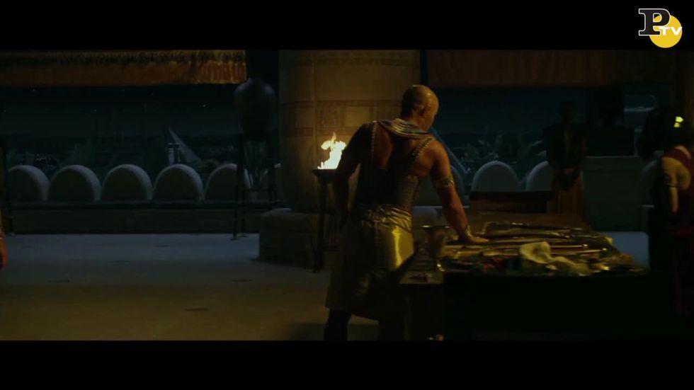 Exodus - Dei e re, un estratto del film di Ridley Scott