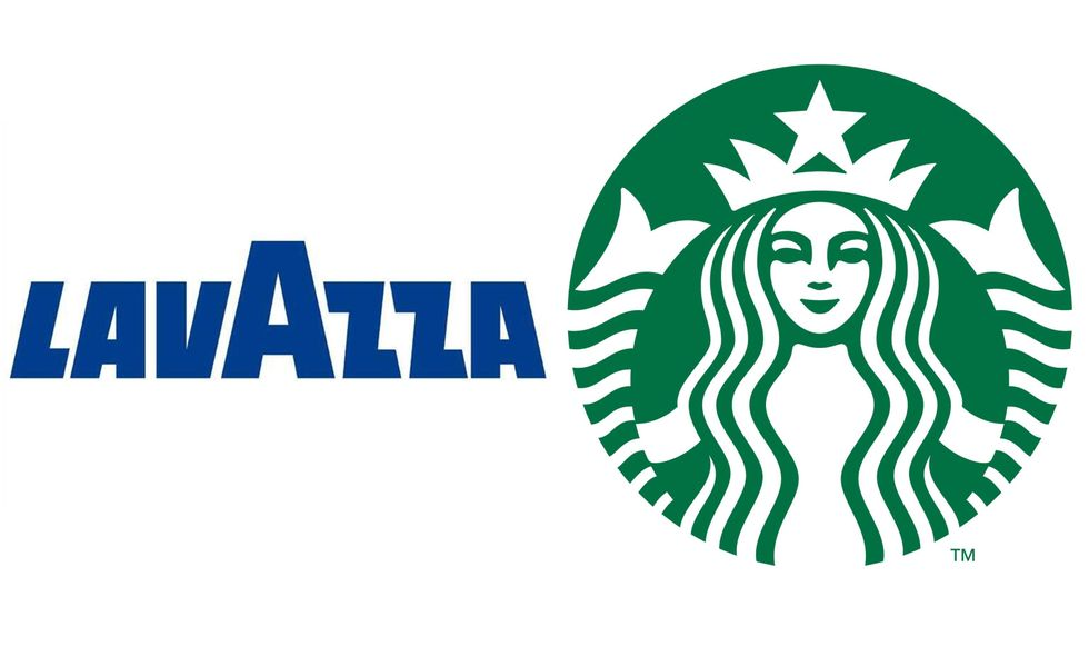 Made in italy. Lavazza challenges Starbucks starting from UK