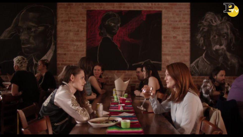 Still Alice, un estratto del film con Julianne Moore e Kristen Stewart