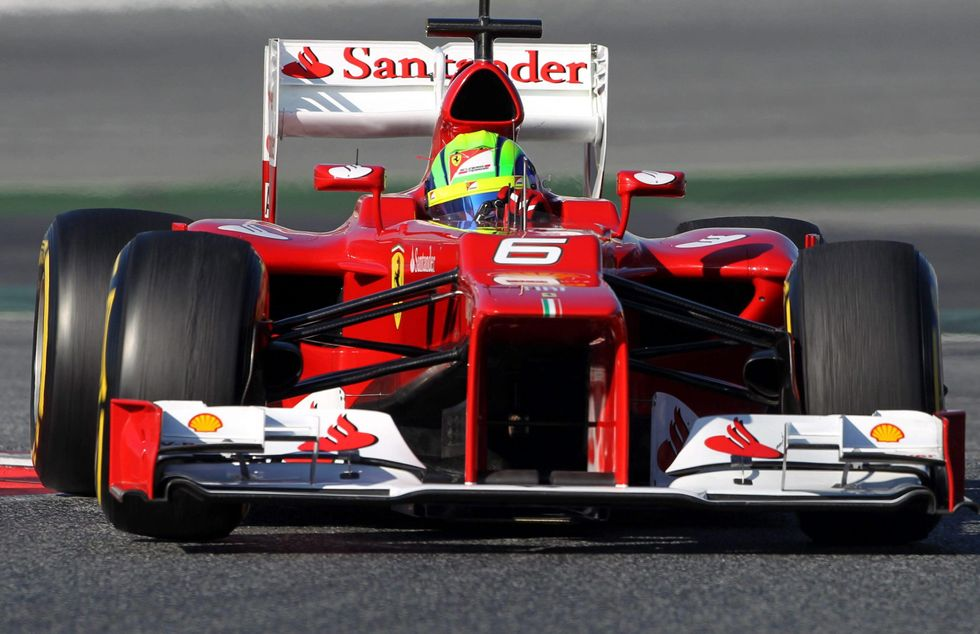 Ferrari, is record year