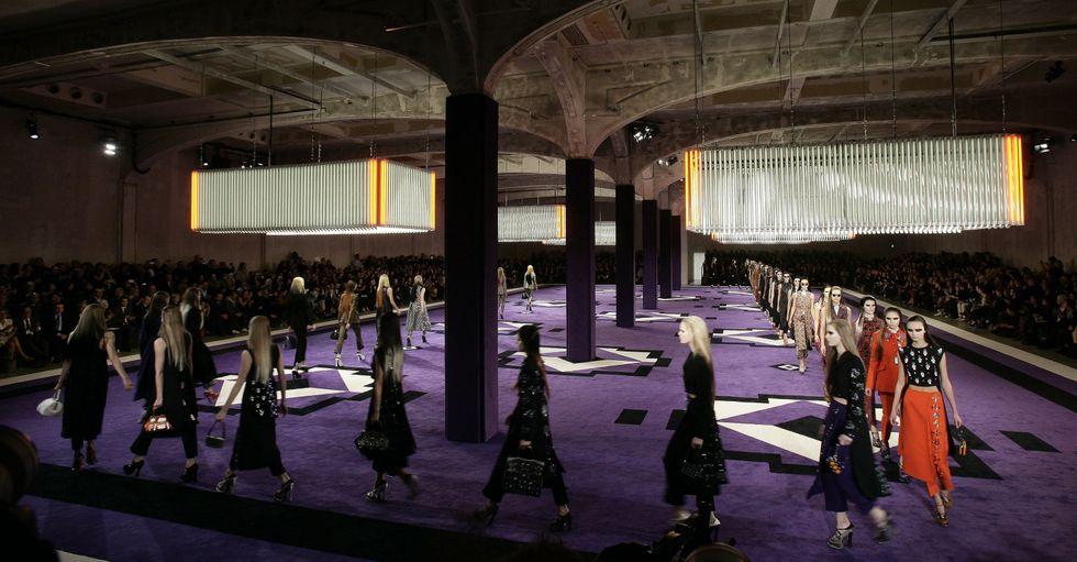 Prada's revenues climb 29 percent