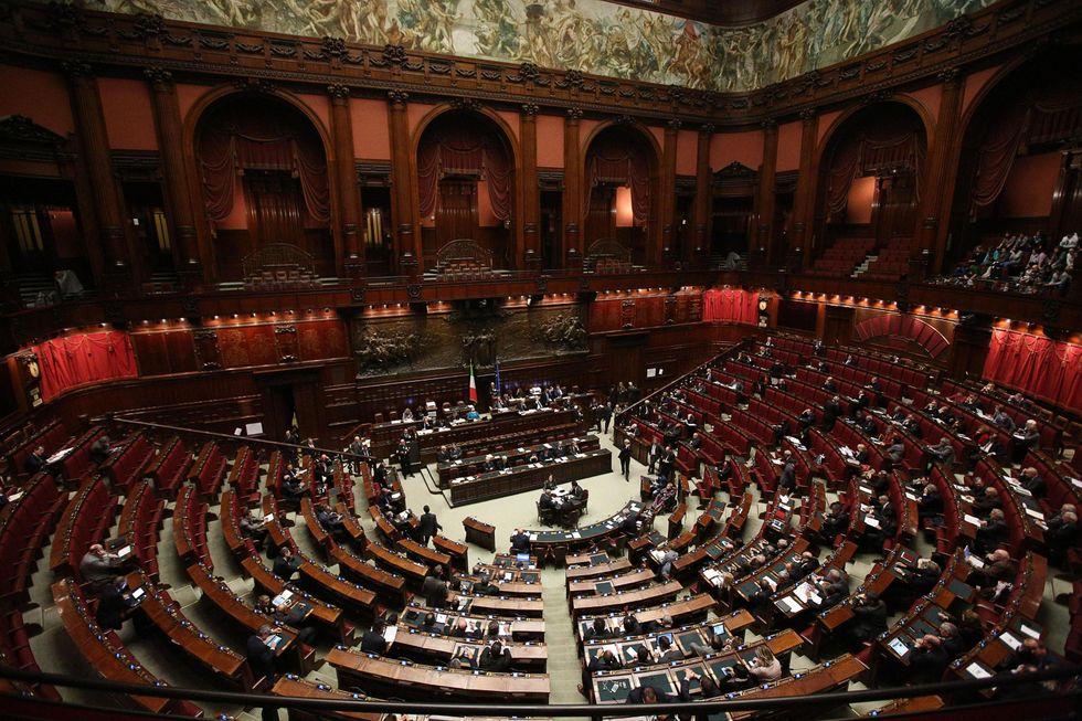 Camera deputati politica