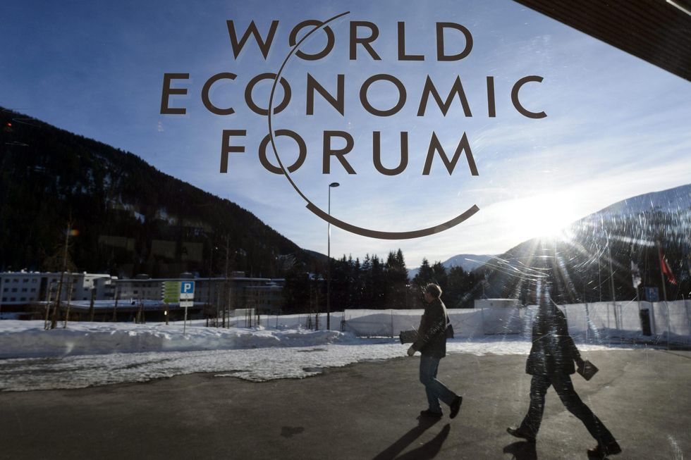 Financial maneuver take-2 in Italy? Davos says it will happen