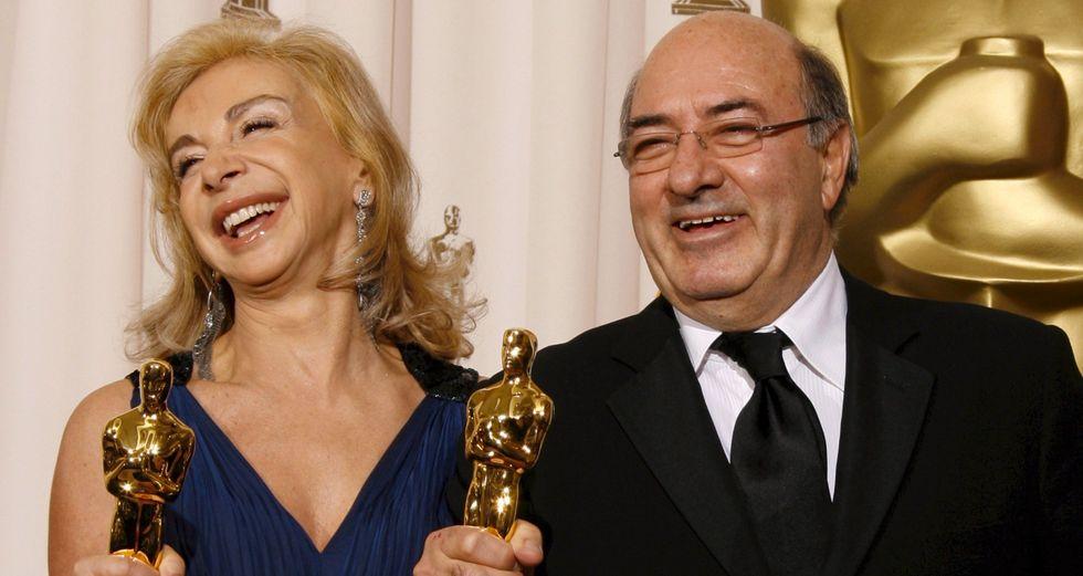 An Oscar-winning liar: Dante Ferretti