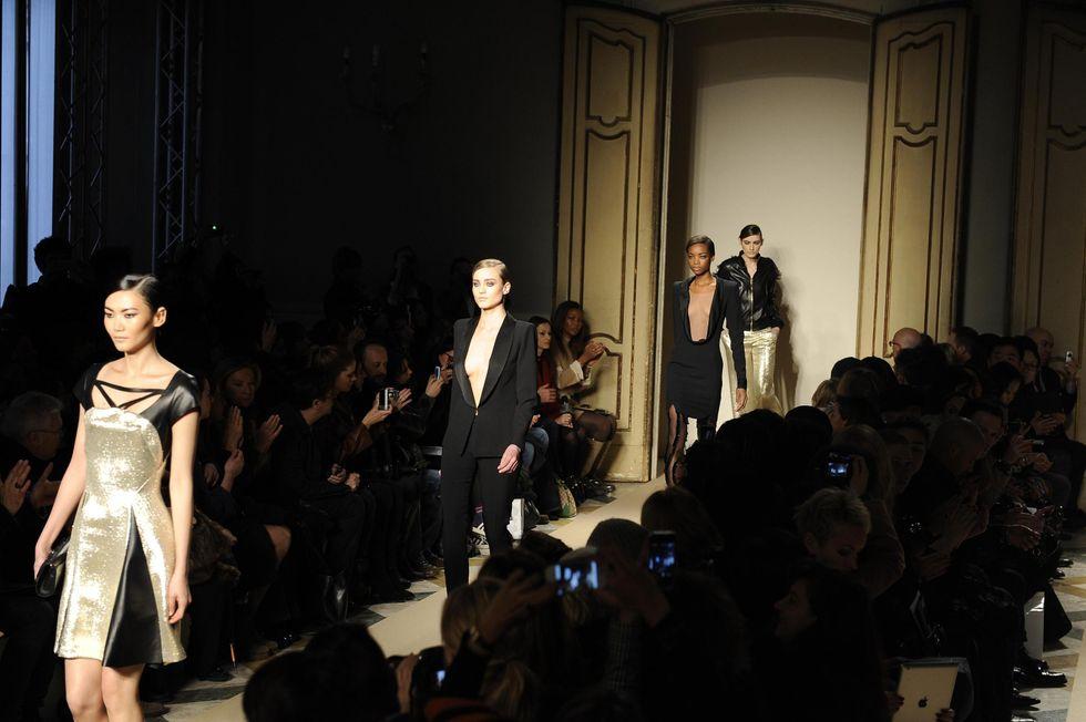 Milan Fashion Week met its own expectation