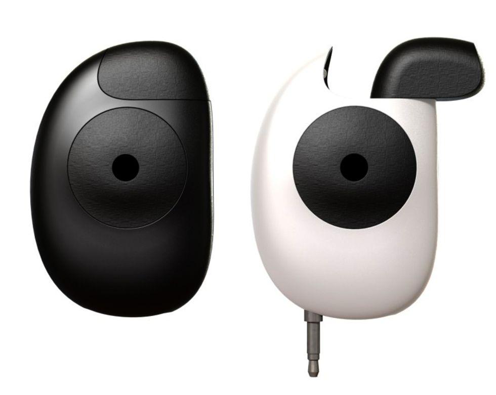 FLOOME, the smartphone breathalyzer