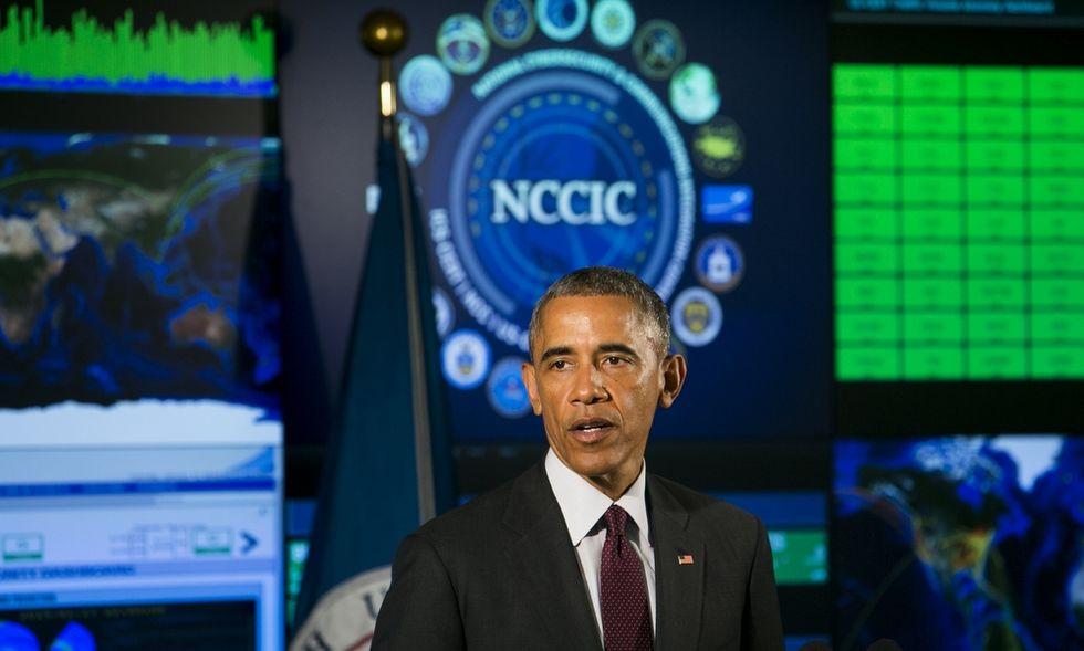 Obama va alla cyber crociata