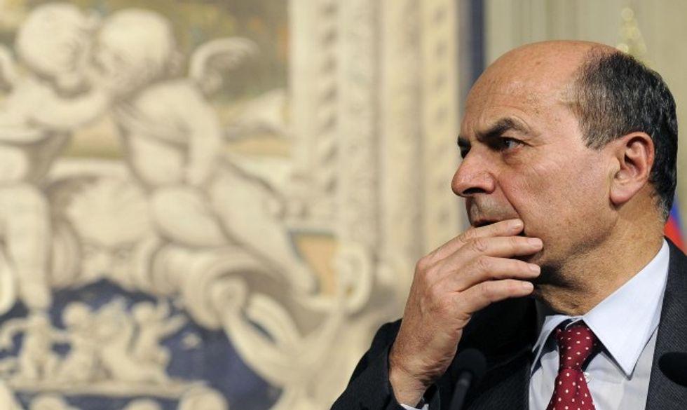 President Napolitano gives centre left leader Bersani a tentative mandate