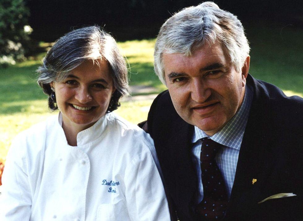 Nadia Santini named world's best female chef
