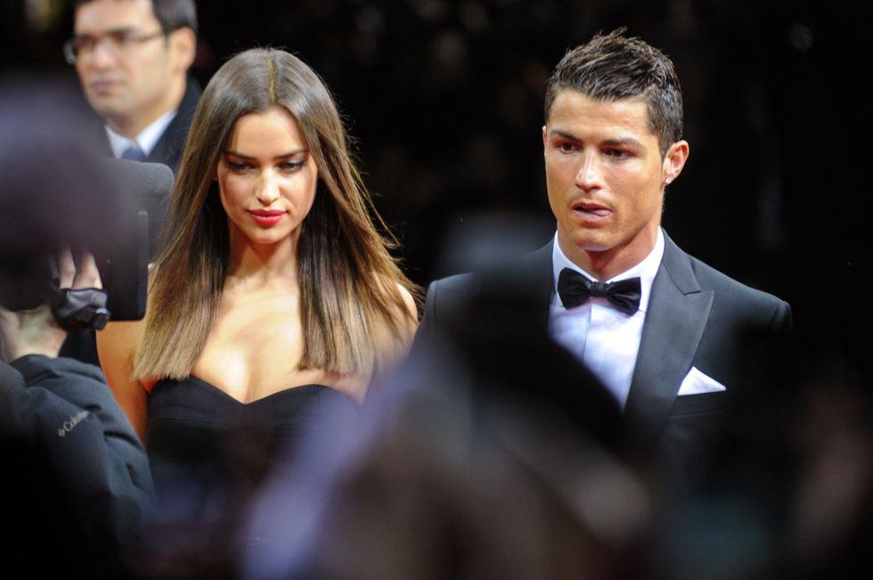 Irina Shayk e Cristiano Ronaldo: storia d'amore al capolinea?