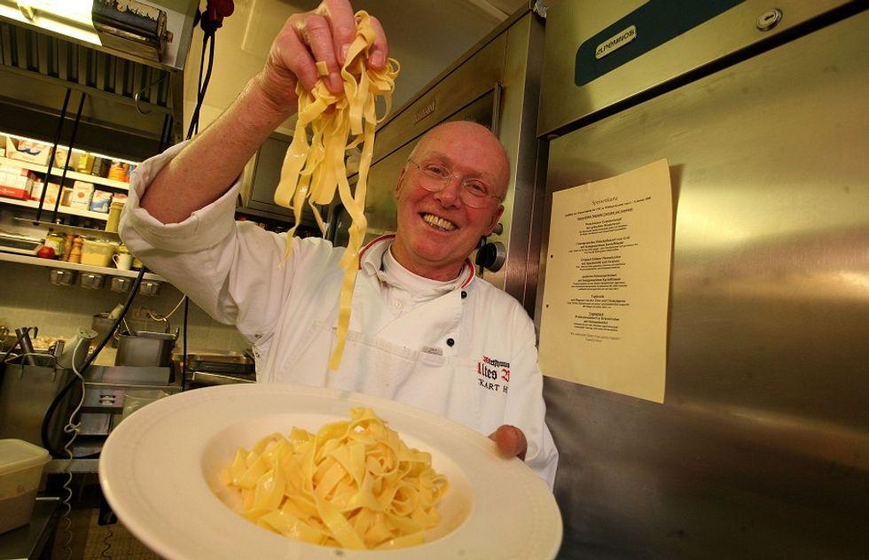 Italian food goes global