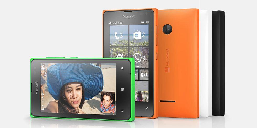 Lumia 435 e 532, lo smartphone è sempre più economico