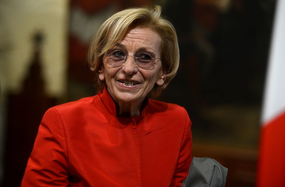 Economic growth among Italian Foreign Minister new priorities