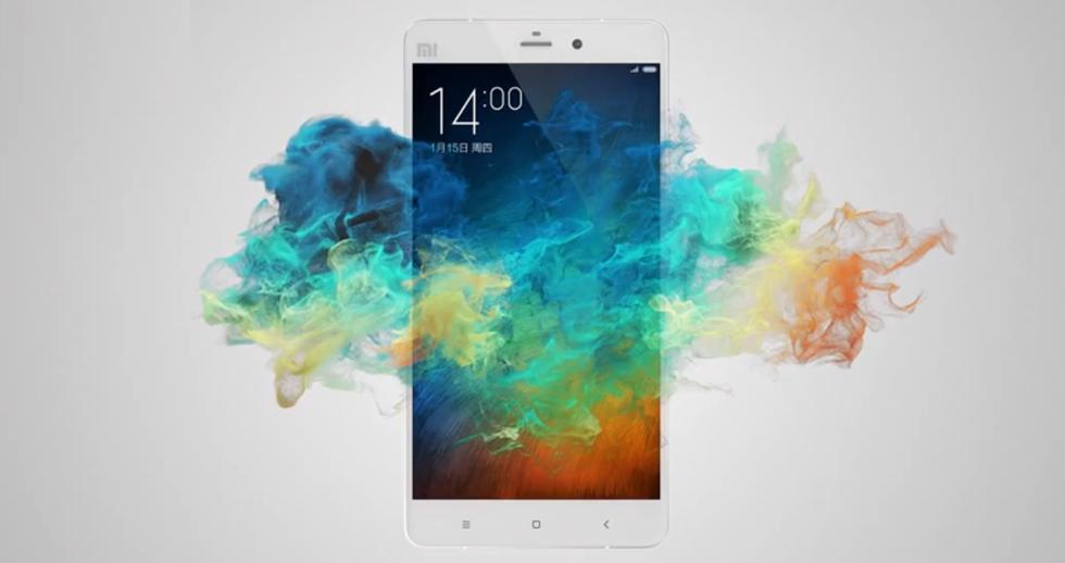 Xiaomi Mi Note: l'alternativa a iPhone 6 Plus e Galaxy Note 4