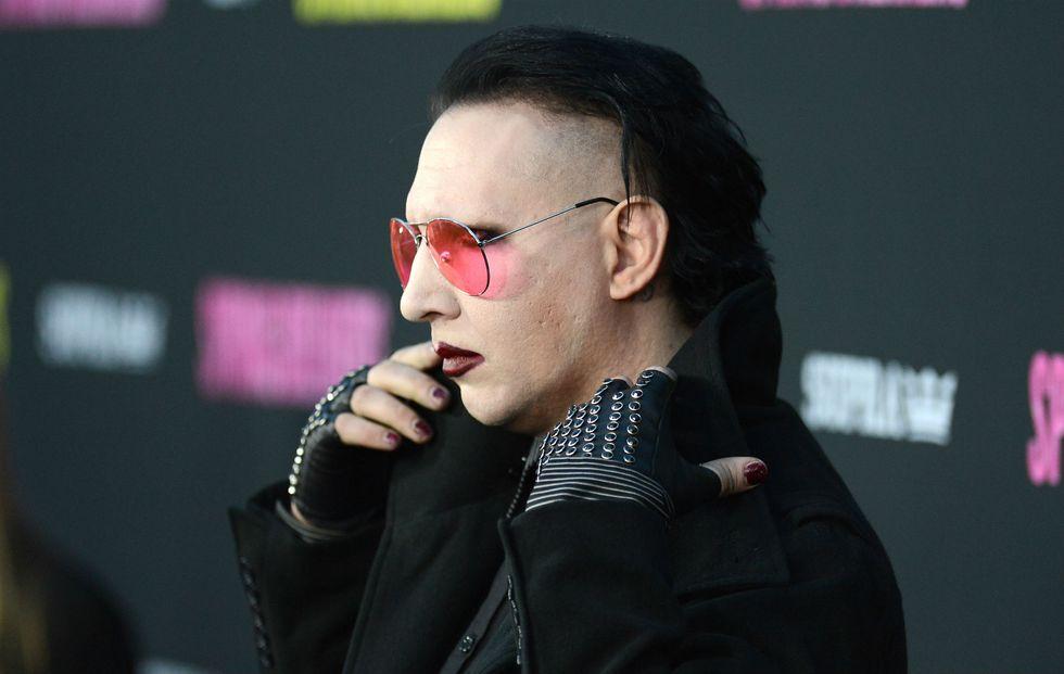 """Marilyn Manson è tornato: la recensione di """"The Pale Emperor"""""""