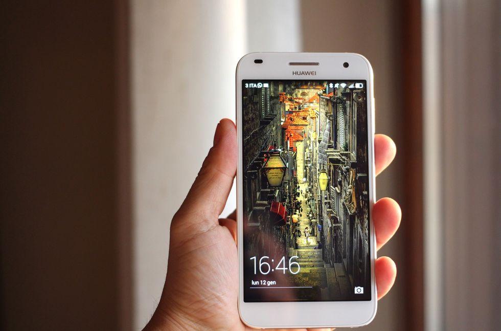 Huawei Ascend G7, la recensione