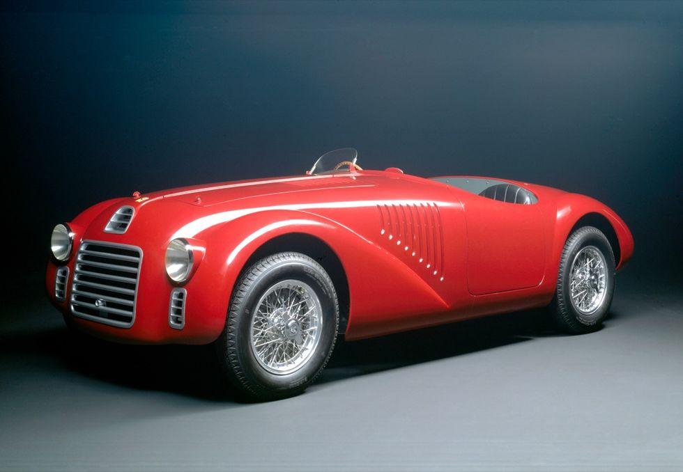70 anni fa la prima Ferrari - foto e video