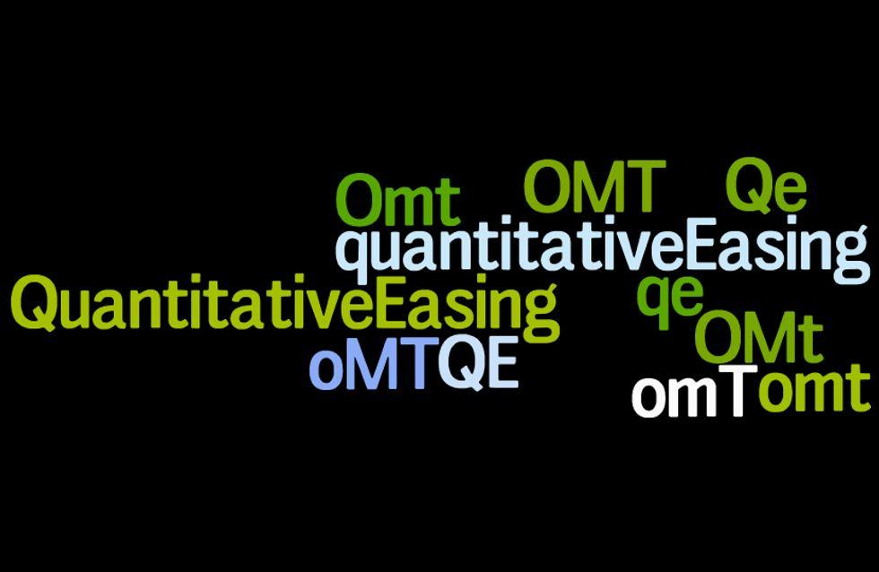 Omt e quantitative easing: cosa sono