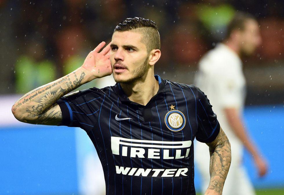 """Icardi ci crede: """"L'Inter può vincere lo scudetto"""""""