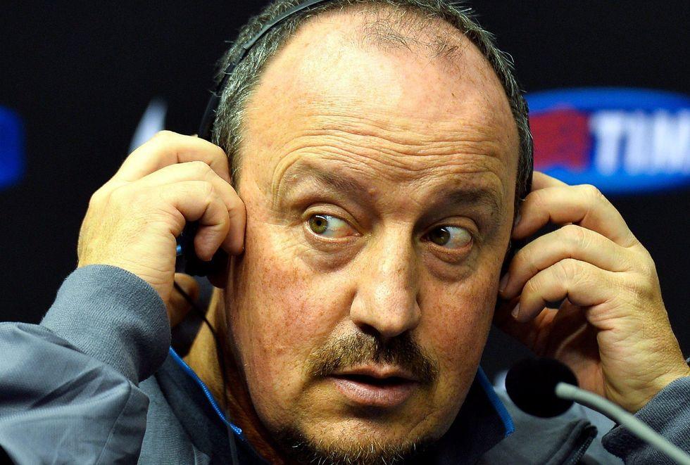 Benitez attacca la Juventus: ecco cosa dicevano Marotta, Allegri e Buffon