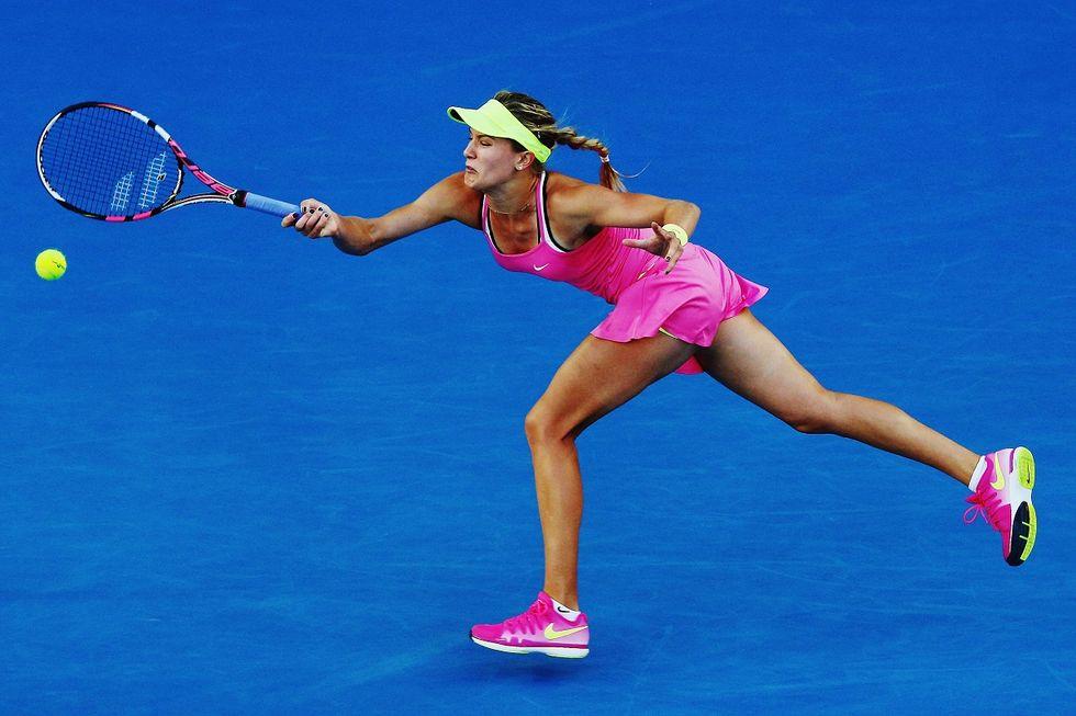 Il lato più sexy degli Australian Open