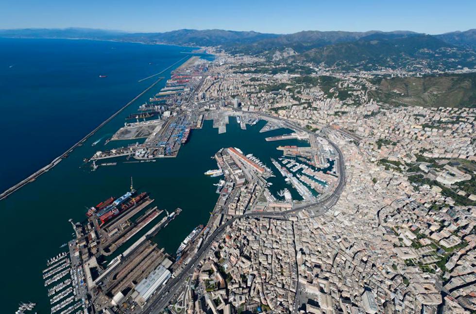 Shipping: tra alti e bassi, Genova fa il record