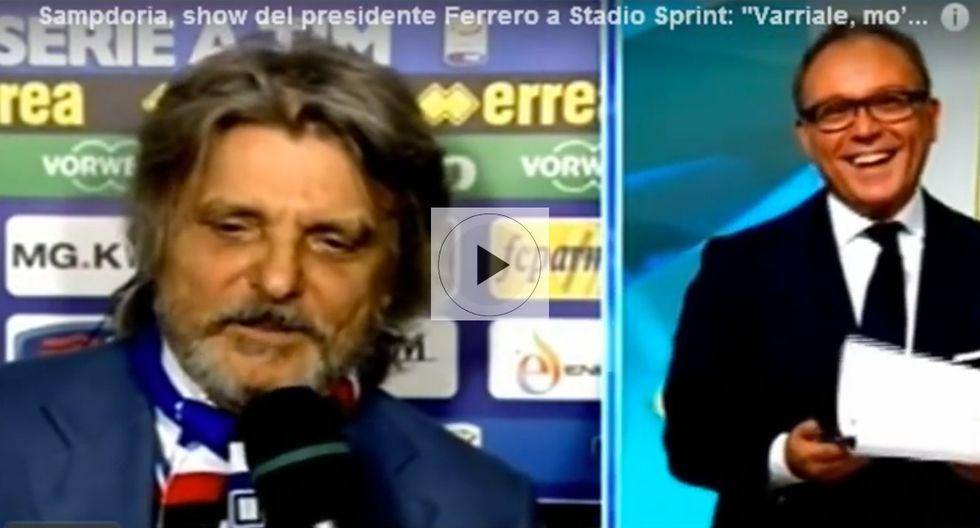 """Ferrero: l'ultimo show di """"Viperetta"""""""