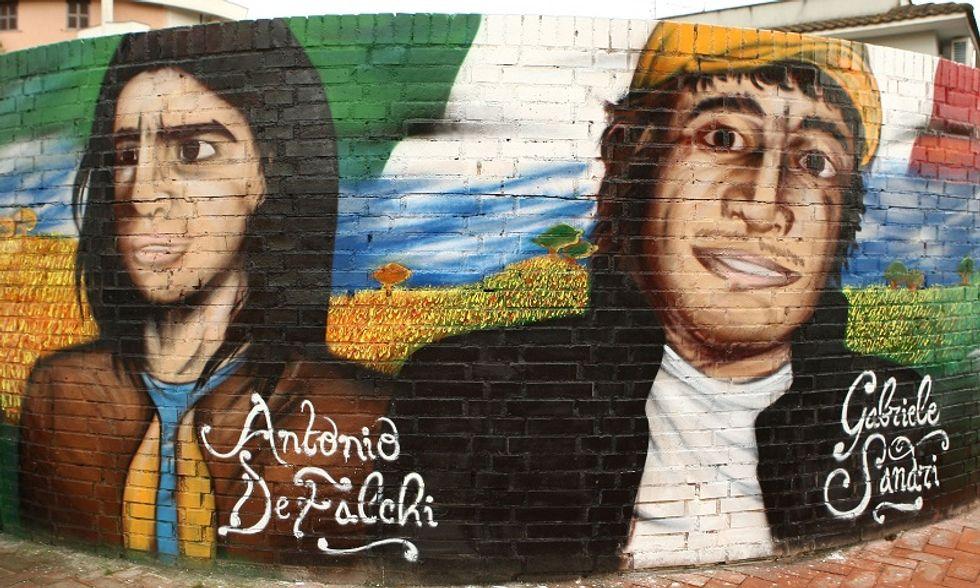 Street Art welcomed in Rome