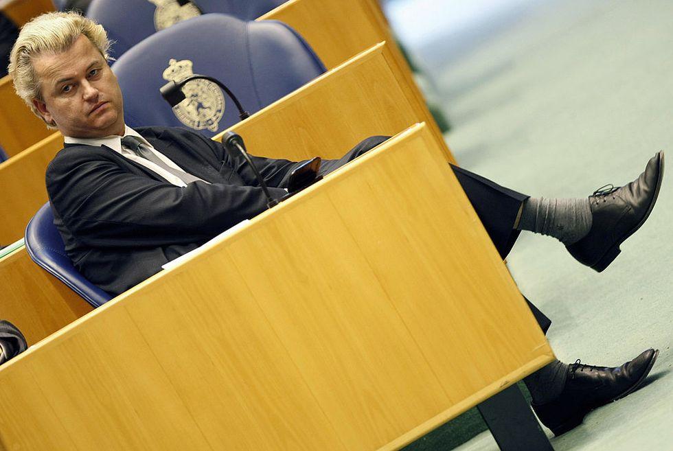 Geert-Wilders-olandese-politico-populista