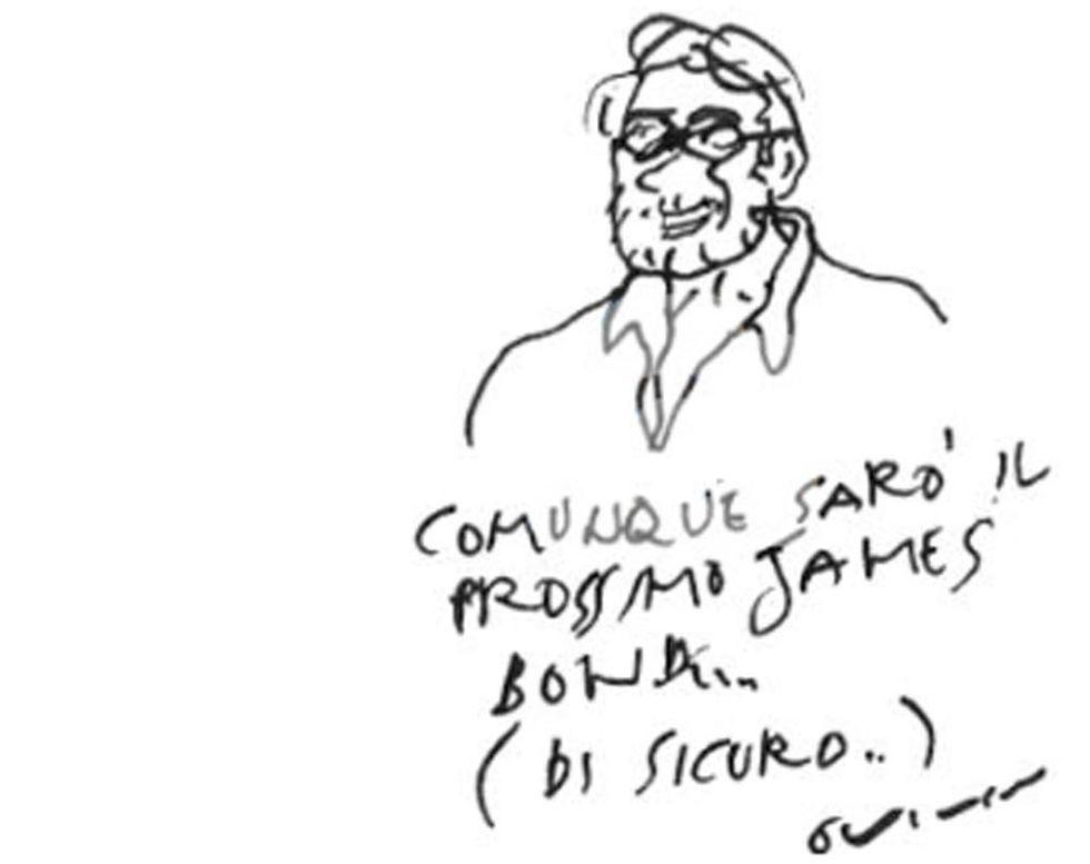 """Addio a Vincino: lo """"sgorbio"""" della satira italiana"""