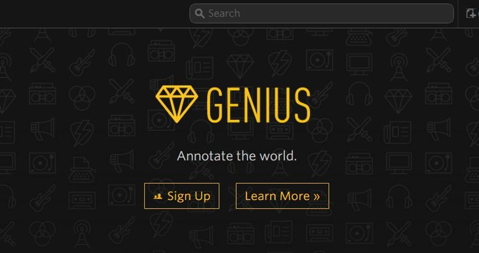 Arriva Genius, la piattaforma per annotare il web