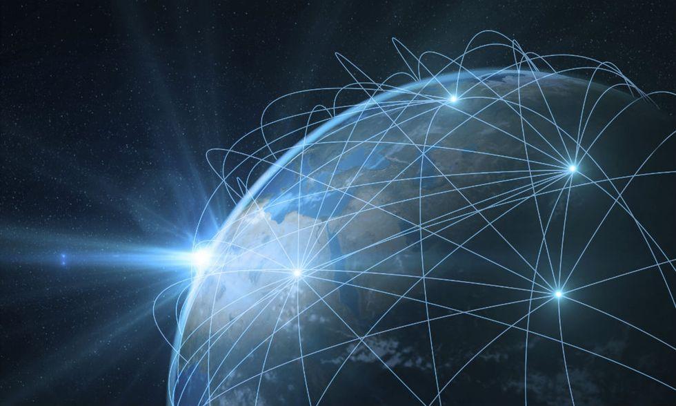 Elon Musk lancia il web nello spazio (Marte incluso)