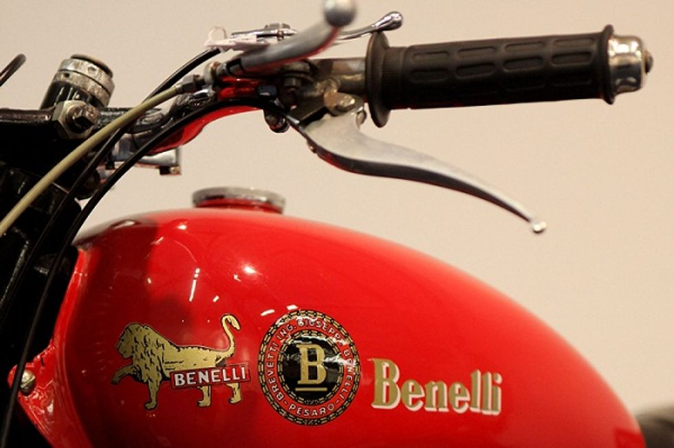 Italian Benelli uses motorcycles to conquer Brazil