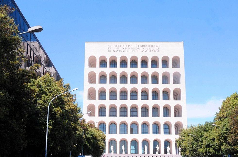 Fendi moves its headquarters into the Square Colosseum