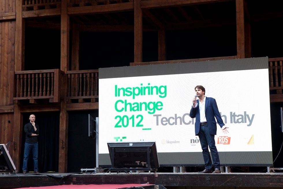 TechCrunch Italy 2013 is ready to start