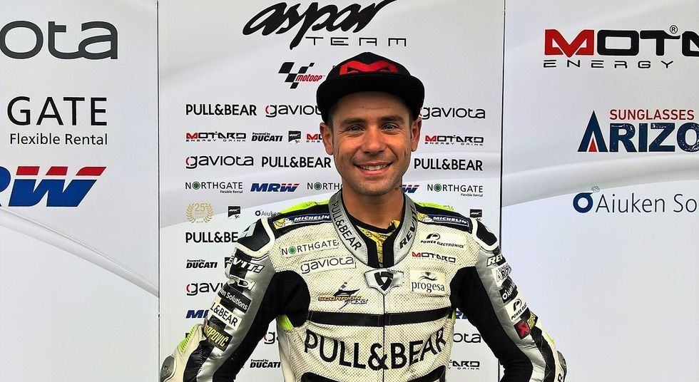 """MotoGP, intervista ad Álvaro Bautista: """"Mi diverto come un rookie"""""""