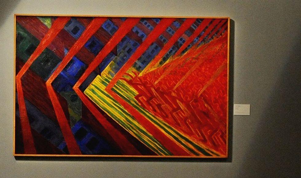 Guggenheim ready to host Italian Futurism