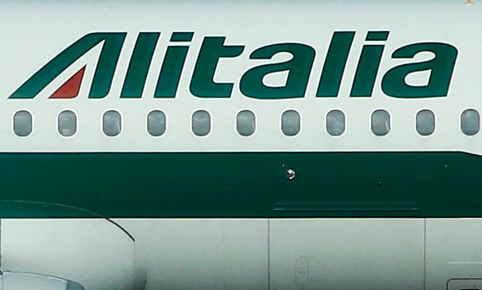 Alitalia's rescue package has been approved