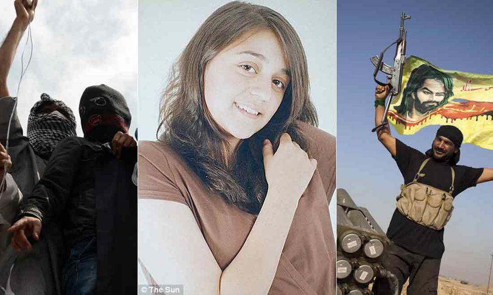 Tareena, la miliziana pentita dell'Isis per amore di suo figlio