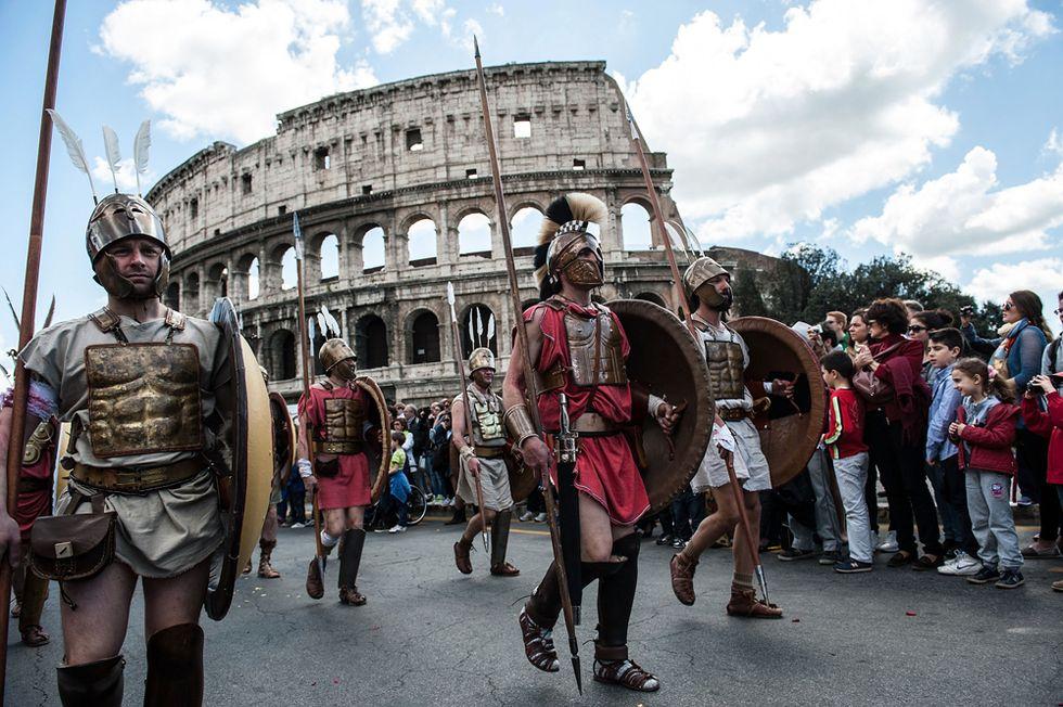 Rome, Florence, Venice and Milan among Itaian top tourists destinations